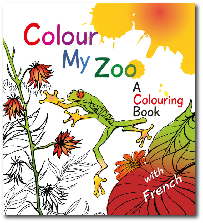 Colour My Zoo